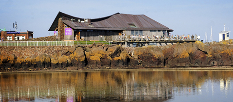 Scottish Seabird Centre