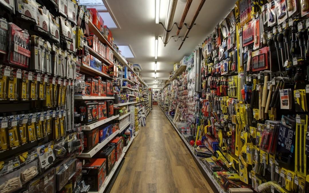 Shop length- DIY