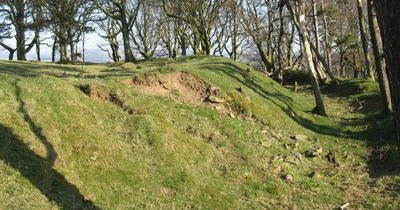 The Chesters Hill Fort