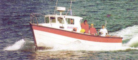 Braveheart boat trips